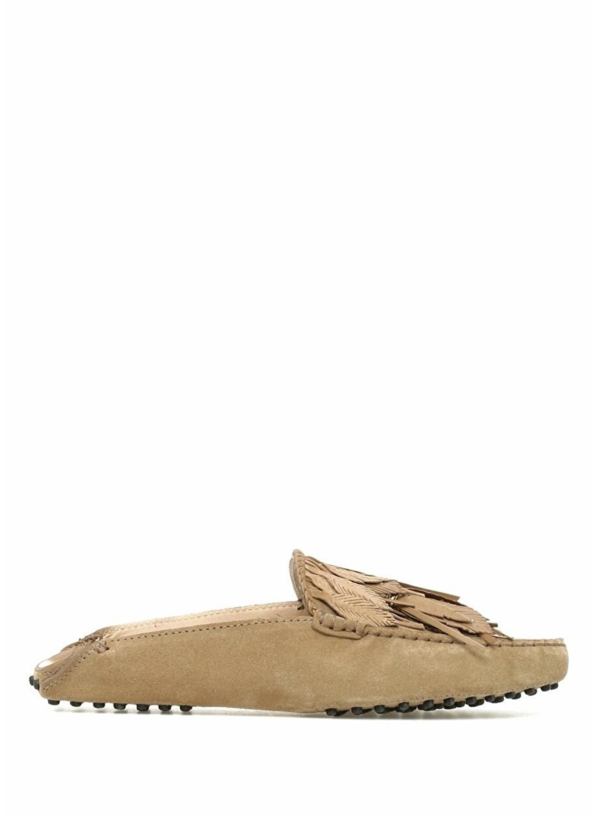 Tod's Ayakkabı 101357650 K Loafer – 4599.0 TL
